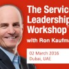 The Service Leadership Workshop with Ron Kaufman