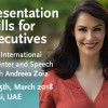 Presentation Skills for Executives with Andreea Zoia