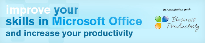 Online Training Courses, improve your skills in Microsoft Office