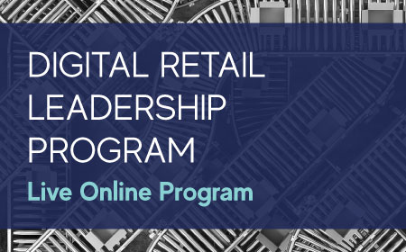 Digital Retail Leadership Program Featured