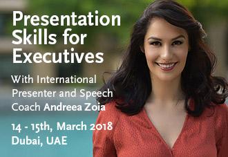 Presentation Skills for Executives