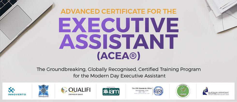 ACEA Course Banner